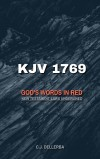 BOOK: GOD'S WORDS IN RED